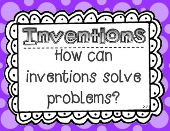Wonders McGraw Hill 4th Grade Essential Question Posters - Unit 5