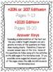 Wonders McGraw Hill 6th Grade Close Reading (Workshop Book) - Unit 3