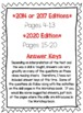 Wonders McGraw Hill 6th Grade Close Reading (Workshop Book) - Units 1-6 *Bundle*