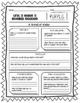 Wonders McGraw Hill 6th Grade Leveled Readers Thinkmark - Unit 3
