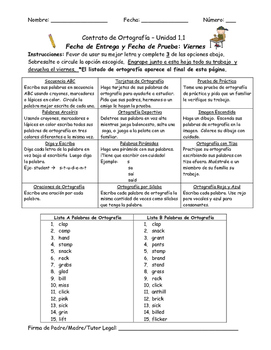 Wonders McGraw-Hill Differentiated 3rd Spelling Homework Units 1-6 (Editable)