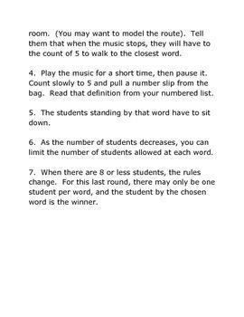 Wonders McGraw Hill Grade 3 Really Fun Vocabulary Activities Unit 3 Weeks 11-15