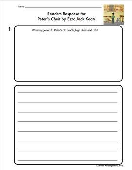 Wonders McGraw-Hill Readers Response Pages for Kindergarten Big Books BUNDLE