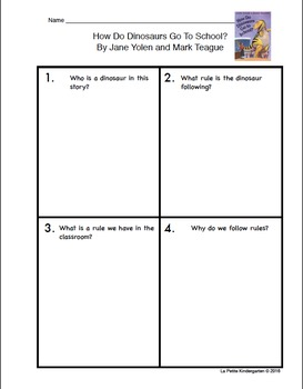 Wonders McGraw-Hill Readers Response Pages for Kindergarten Big Books Unit 3
