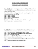 Wonders McGraw Hill Supplemental Vocabulary Unit -  Unit 3