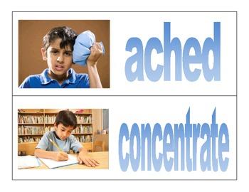 Wonders- McGraw Hill- third grade vocabulary cards Unit 1