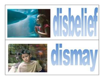 Wonders- McGraw Hill- third grade- vocabulary cards- Unit