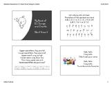 Wonders Newcomer ELD K-2 Smart Start Songs & Chants Mini Book