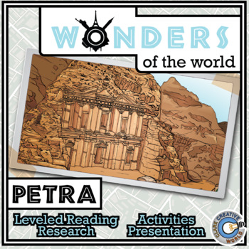 Wonders - Petra Resources - Differentiated Leveled Reading & Fun