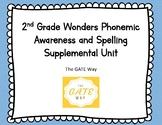 "2nd Grade ""Wonders"" Phonemic Awareness and Phonics Companion Guide: Unit 1"