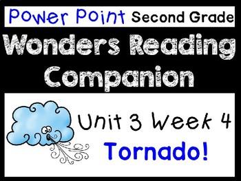 Wonders Point Point Second Grade Unit 3 Week 4. Tornado!