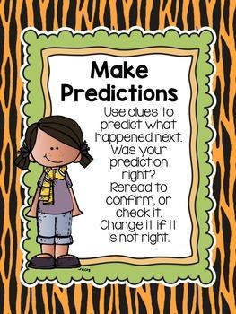 Wonders Priority Skills Anchor Charts~ 2.2  Third Grade