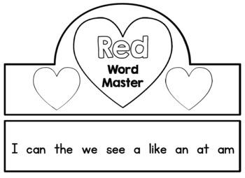 Wonders Rainbow Words Extra! by Kinder League