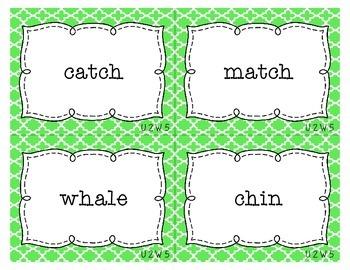 Wonders Reading Spelling Word Cards 1st Grade