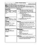 Wonders Reading 1st Grade Unit 2 Week 2 Lesson Plan (2014 edition)
