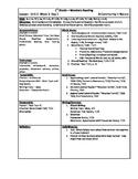 Wonders Reading 1st Grade Unit 2 Week 3 Lesson Plan (2014 edition)
