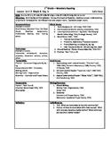 Wonders Reading 1st Grade Unit 2 Week 4 Lesson Plan (2014 edition)