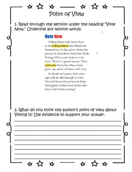 Wonders Reading 3rd Grade U2W3