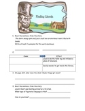 Wonders Reading 3rd Grade Unit 3 Week 2