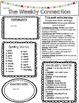Wonders Reading Editable 3rd Grade Weekly Newsletter Unit 3