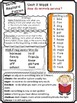 Wonders Reading Grade 2 Unit 2 Differentiated Newsletter / Study Guides