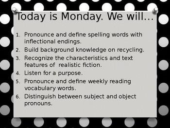 Wonders Reading Grade 3 Unit 5 Week 2
