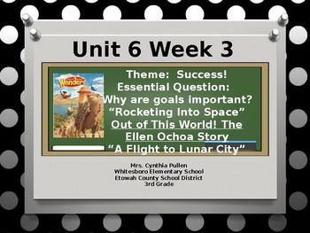 Wonders Reading Grade 3 Unit 6 Week 3
