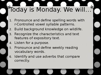 Wonders Reading Grade 3 Unit 6 Week 4