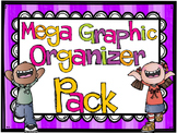 Graphic Organizers MEGA Pack