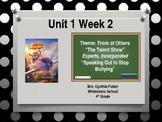Wonders Reading Grade 4 Unit 1 Week 2