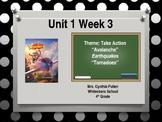 Wonders Reading Grade 4 Unit 1 Week 3