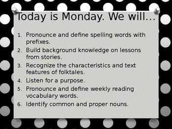 Wonders Reading Grade 4 Unit 2 Week 1