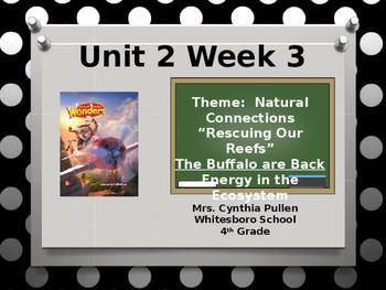 Wonders Reading Grade 4 Unit 2 Week 3