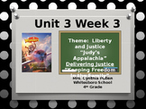 Wonders Reading Grade 4 Unit 3 Week 3