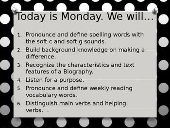 Wonders Reading Grade 4 Unit 3 Week 3