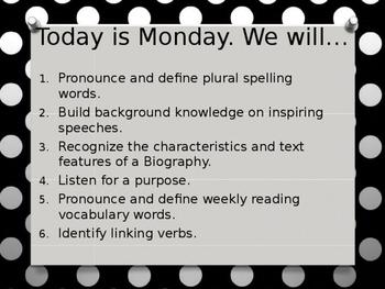 Wonders Reading Grade 4 Unit 3 Week 4