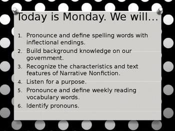 Wonders Reading Grade 4 Unit 4 Week 1
