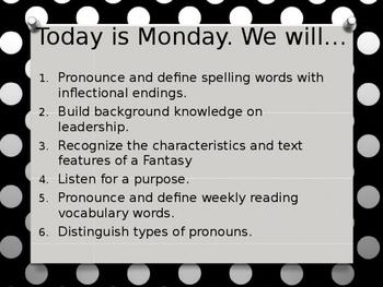 Wonders Reading Grade 4 Unit 4 Week 2