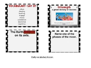 Wonders Reading Grade 4 Unit 5 Weeks 1-5
