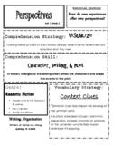 Wonders Reading Grade 6 Focus Wall Bundle Unit 1-6