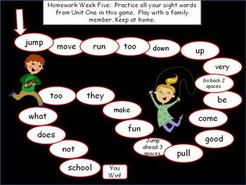 McGraw-Hill Wonders Reading Homework First Grade Unit One