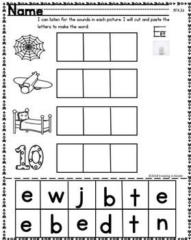 McGraw Hill Reading Wonders Kindergarten Unit 5 week 2