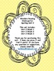Wonders Reading Kindergarten Spelling Unit 2