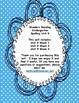 Wonders Reading Kindergarten Spelling Unit 9