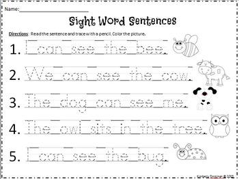 Wonders Reading for Kindergarten: Unit 2 Week 1 Extension Activities