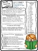 Wonders Reading Grade 3 Unit 2 Newsletters / Study Guides