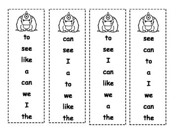 Wonders Reading - One Breath Boxes