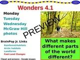 Wonders Reading Second Grade Power Point Unit 4.1