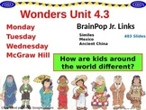 Wonders Reading Second Grade Power Point Unit 4.3