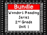 Wonders, 2nd Grade, Unit 1,   Centers and Printables/Dista